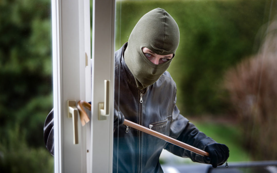 What Differentiates Theft and Burglary?