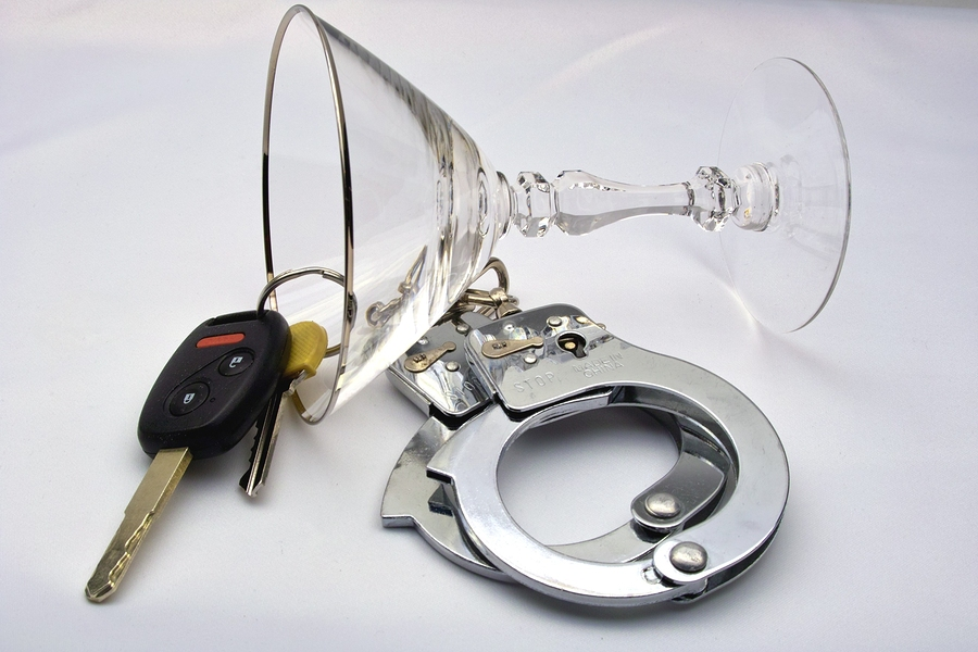 DUI Keys Glass 2 - Mays Landing DWI Defense Lawyer