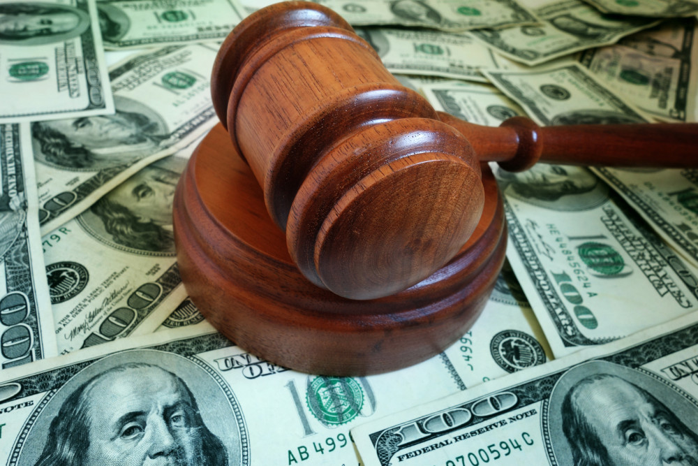 Gavel Money1 e1406057780327 - Increased Court Fees Coming to New Jersey November 17, 2014