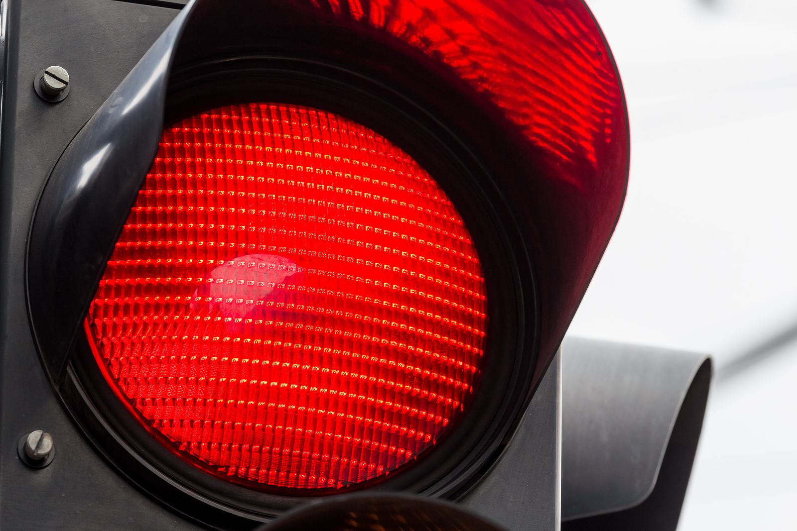 Red Traffic Light - Another Update to the New Jersey Red Light Camera Mess
