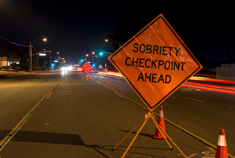 Sobriety Checkpoint - Massive DWI Checkpoint Stops 193 Drivers After NJ Concert